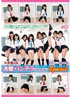 Naughty Schoolgirls - Audacious Up-Skirt Panty Shot Collection Special - The Crowd Goes Wild Version (11avop00013)
