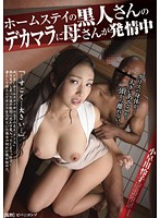 MILF Gets Knocked Up By The Huge Dick Of The Black Stud On Homestay Reiko Kobayakawa (13gvg00076)