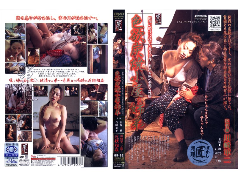 GD-02 Older Sister And Little Brother In The Cabin Of Smoldering Lust - Reluctant, Outdoor, Older Sister, Miyabi Kagami, MILF, Mature Woman, Keiko Ishioka