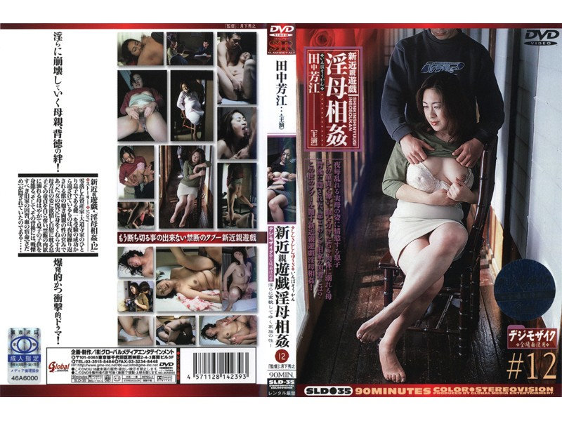 SLD-35 # 12 New Relatives Play Incest Slutty Mother
