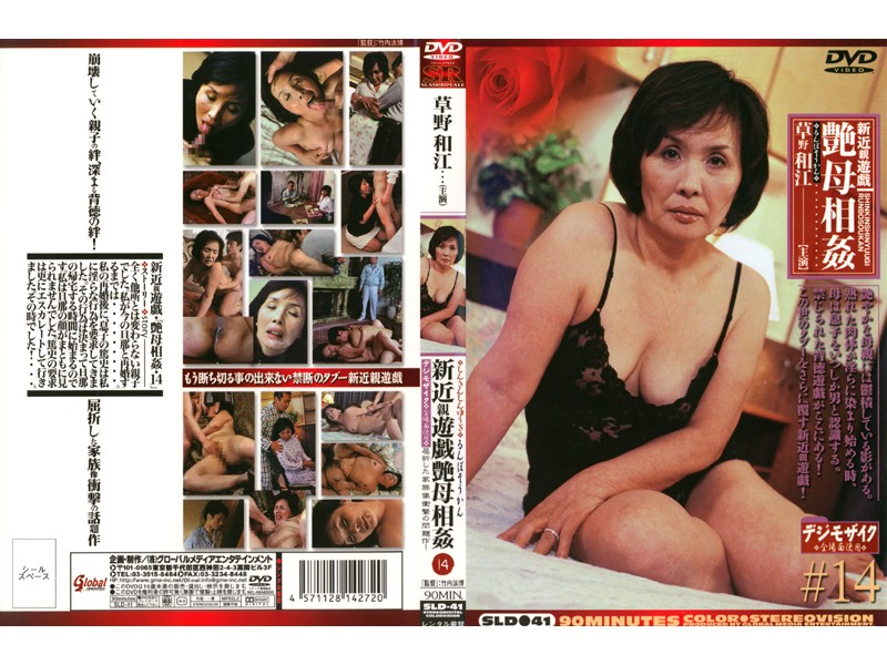 SLD-41 New Charming Mother Incest #14 Kazue Kusano