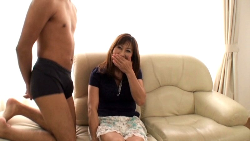 r18: debut of a milf av actress document. the 50's mature woman