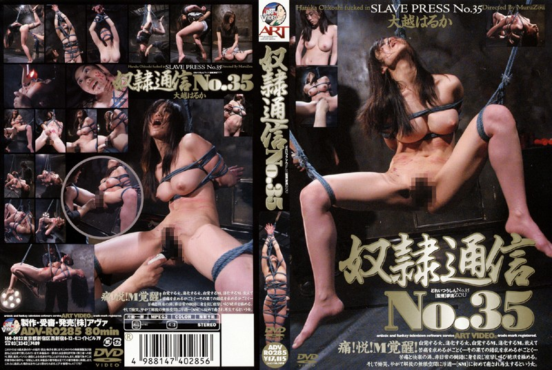 ADV-R0285 Slave Communication No.35 Haruka Oko