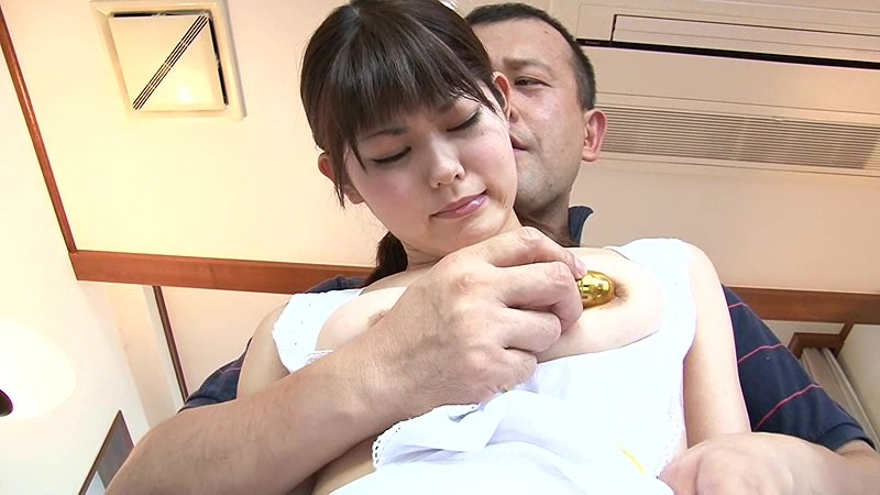 HBAD-205 Father in law cannot control himself when he sees those erect nipples. Son's young wife accepts her father's sexual desires. Asuka Shiratori