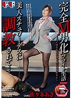 A Totally Maso Man Transformation Flight Life I Was Getting Breaking In Training From A Beautiful Stewardess... Aki Sasaki Download