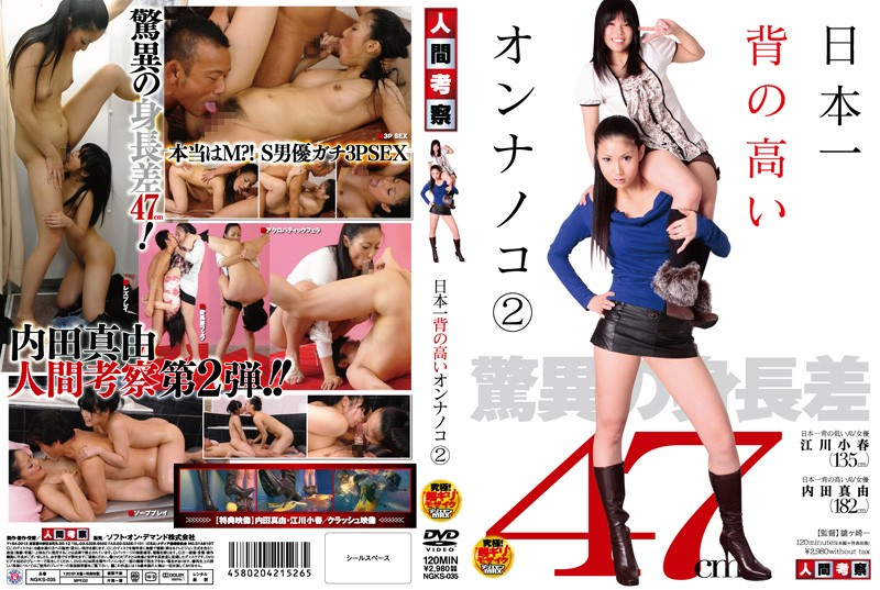 NGKS-035 Japan's Best: Tall Girls 2