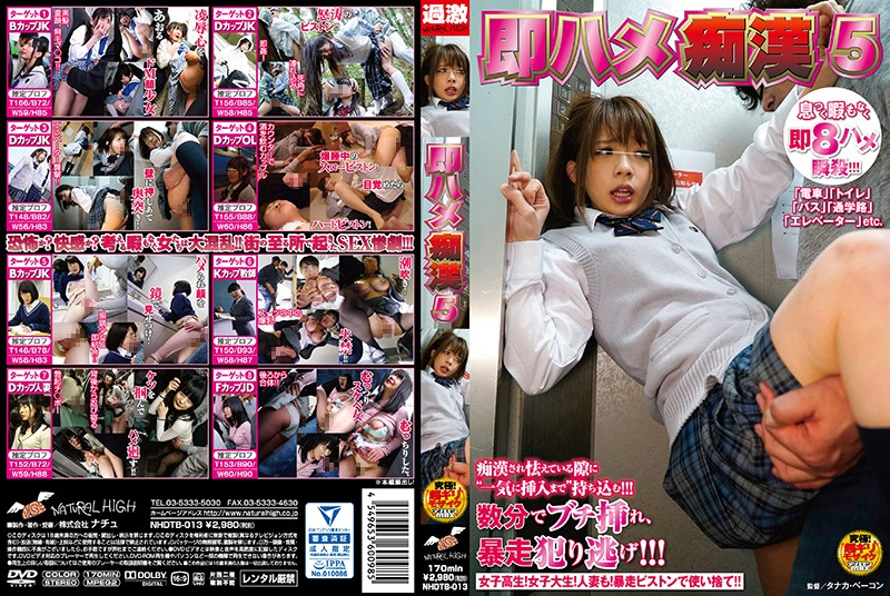 NHDTB-013 Immediately Fucked Molest 5