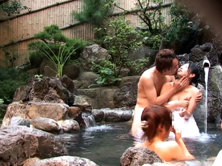 Sex pics from hot springs movie