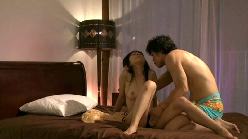 homemade couple hot sex on bed
