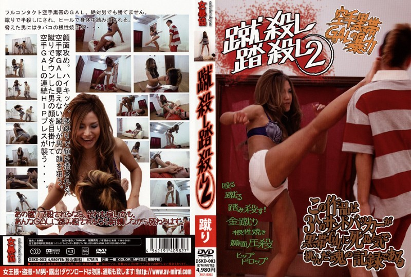 DSKD-003 Kicked and Trampled 2