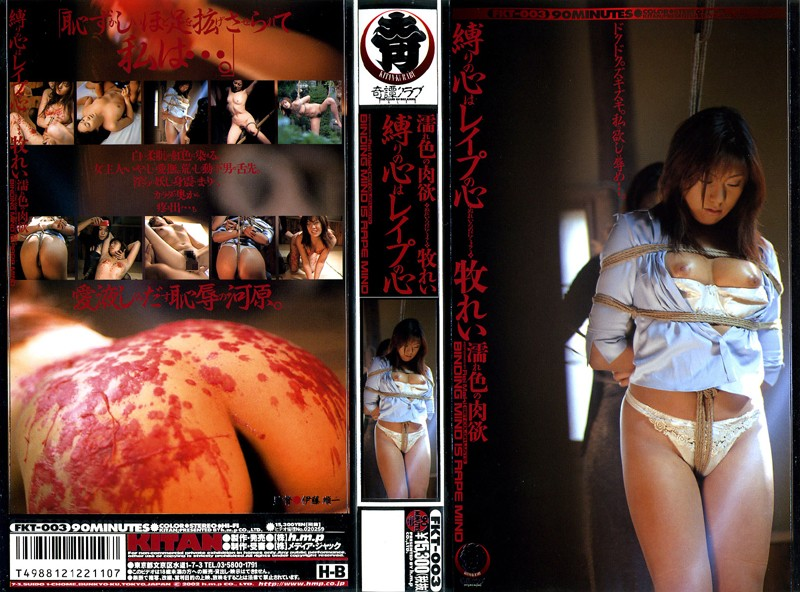 FKT-003 Desire for Getting Tied Up is a Desire for Getting Raped! Rei Maki - Shame, Reluctant, Rei Maki, Featured Actress, Bondage, BDSM