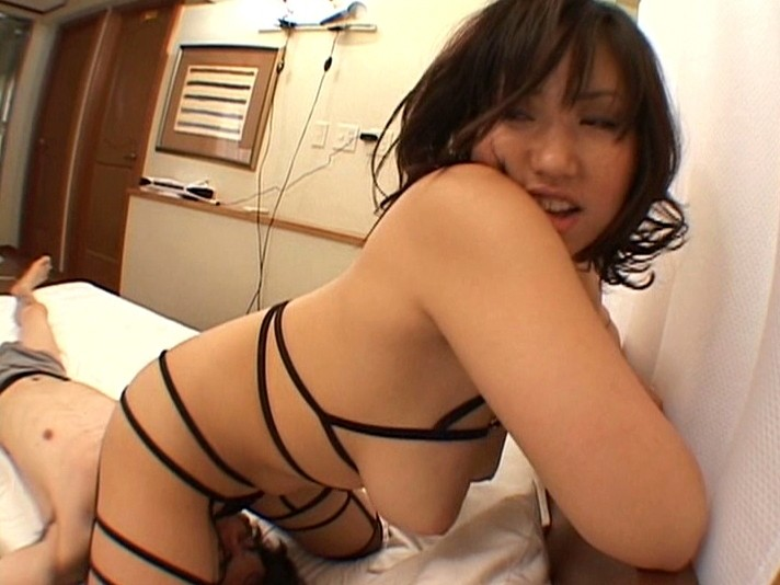 Neiro suzuka enjoys plenty of inches in her greedy holes 1