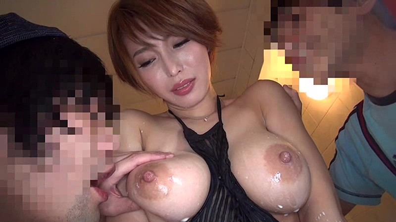 NITR-388 A Horny Bad Boy Goes Big Tits Housewife Hunting Mio Kimijima