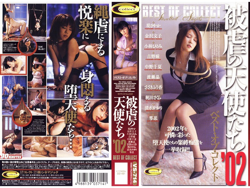 VS-714 Best of Collect: Violated Angels 02