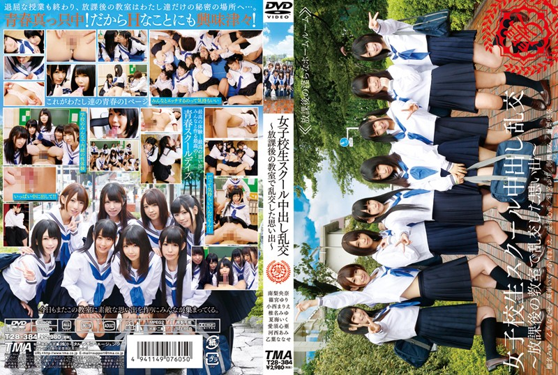 T28-384 Memories - Which Signed Turbulent In Orgy - After-school Classroom Pies School Girls School