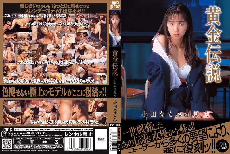 PXV-125 Oda Narumi Origin Of The Golden Legend