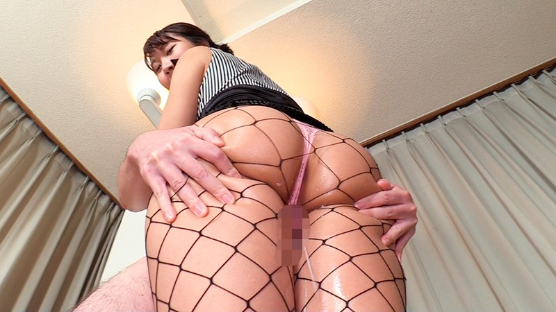 [ARM-691] Alluring Thigh Rubbing In Tight Fishnet Stockings