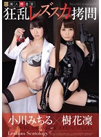 The Beautiful Investigator. Frenzied Lesbian Scat Torture (avop00135)