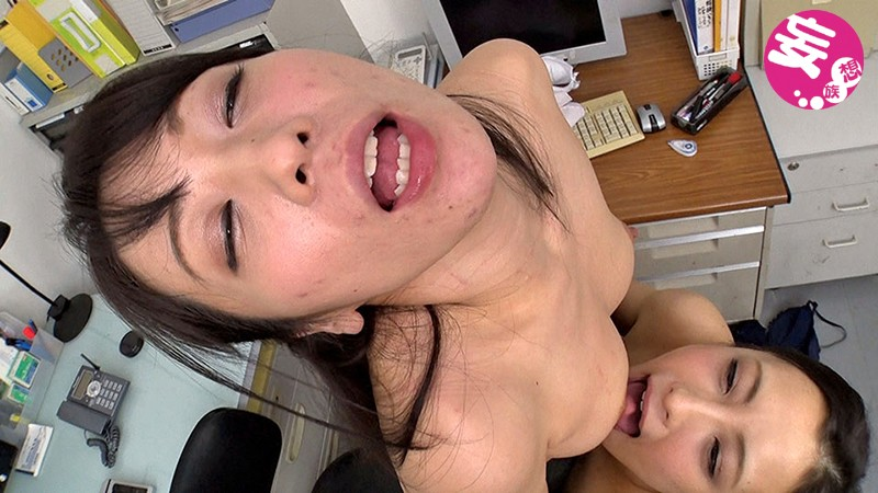 EVIS-218 Sensual Nipples Lick Them, Suck Them, Massage Them And Get These Nipples Hard And Erect Lesbian Series