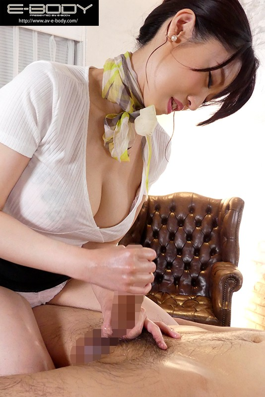 EYAN-121 She's Got 20 Years Of Experience Giving Rejuvenating Massage Treatment!! A Miraculously Beautiful Witch G Cup Titty Massage Therapist Sayuri Yamamoto 38 Years Old She'll Show Off Her Legendary Greatest Ejaculation Technique Ever In Her AV Debut