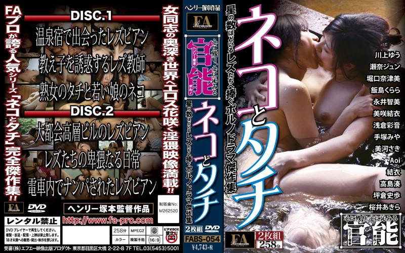 FABS-054 Remain In The Mind, Henry Tsukamoto Functional Porn Cat Gets In Your Mind And Falling