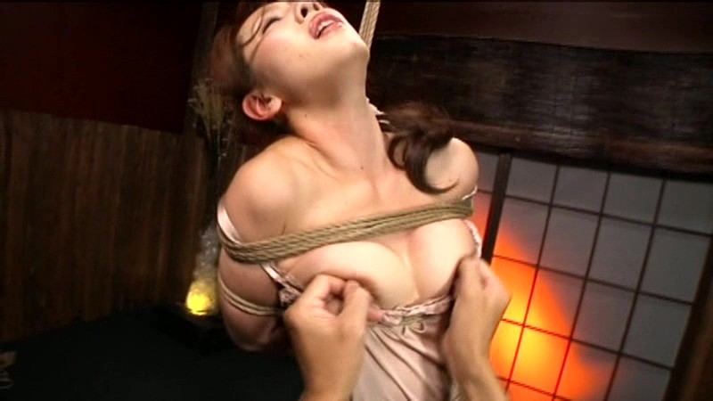 Mature Sex Slaved Tied Up With Rope Misa Yuki