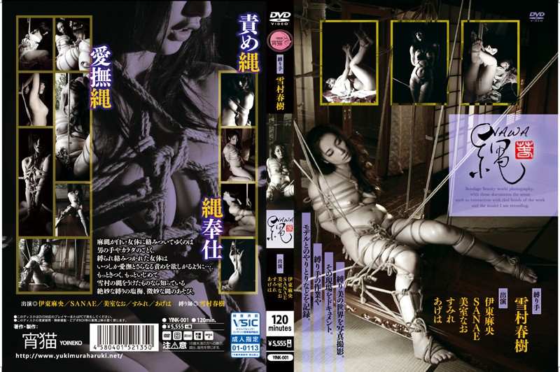 (h_1034yink00001)[YINK-001] Nawa Rope Bondage Download