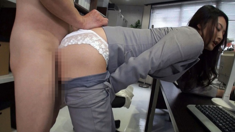 [FNK-018] Ejaculating On The Beautiful Asses Of Working Office Ladies' Suits Elder Sister Suits 4