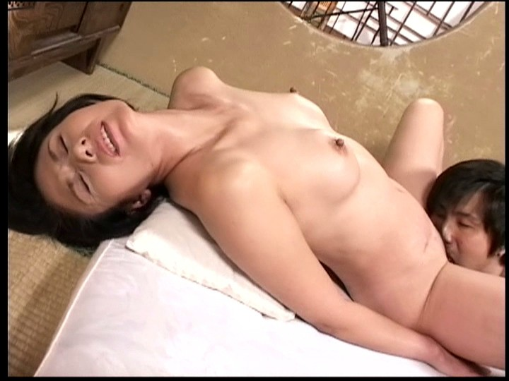Hot Japanese Step Mother