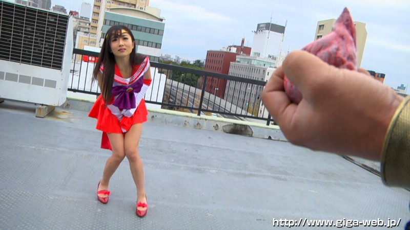 Heroine Shits Herself To Hell Sailor Medium Hibiki Otsuki  (h_173skot00008)