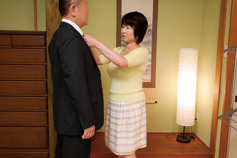 Japanese mom son temptation