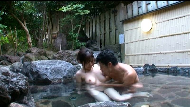 Japanese wife cheating in hot springs :: Free Porn Tube