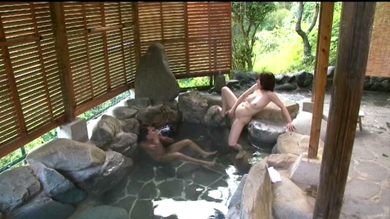 Hot spring wife cheat