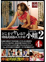 どこまでヤレる!?中国式回春エステの小姐2(Where Won't You Fuck?! Chinese Style Rejuvenating Massage Parlor Girl 2) 下載