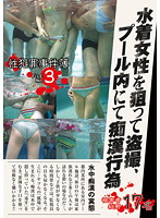 Peeping On Women In Swimsuits, Then Molesting Them In The Pool 下載
