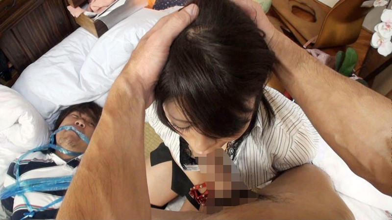 Our Target Now Is An Exquisite Housewife With An Amazingly Erotic Body - Cuckold Rape In Front Of Her Own Husband! Fill A Resisting Housewife's Pussy With Hot, Thick Cum! (h_307hitj00314)