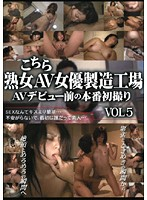 MILF Pornstar Production Plant - Pre-Debut Fuck First Time Shots vol. 5 Download