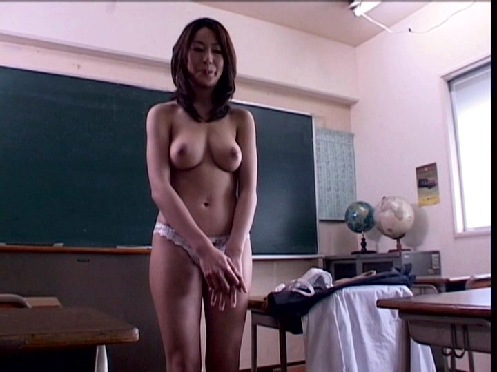 naked women school teacher