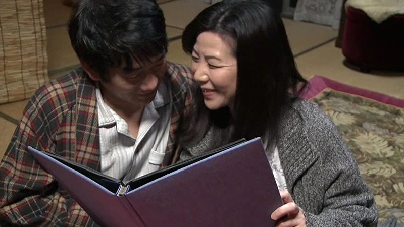 Japanese mother and son temptation