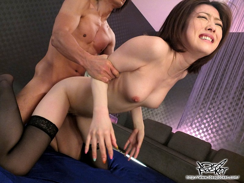 Rapid Piston - Ai Can't Stop Rocking Her Hips Until She Cums! Ai Hanada