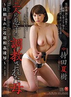 Mother Breaking In Her Two Sons - Incest Plots, Torture & Rape - Natsuki Mochida 下載