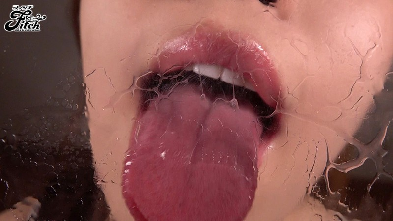 [JUFE-016] Pressing Her Body Against Him And Licking Him All Over. The Perverted, Drooling Woman. Sari Kosaka