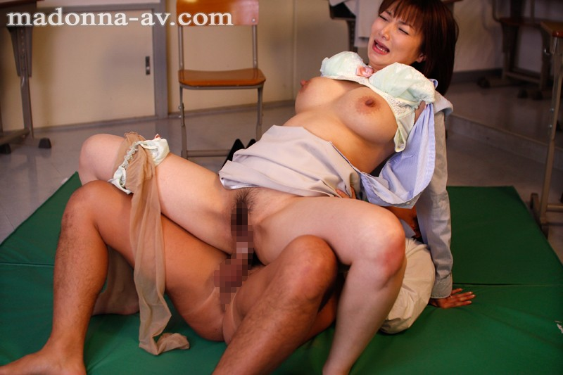 jux-071 Female Teacher's Colossal Tits Become Student's Toys – Lesson Plans Becoming Lusty and Erotic – Mio Takahashi