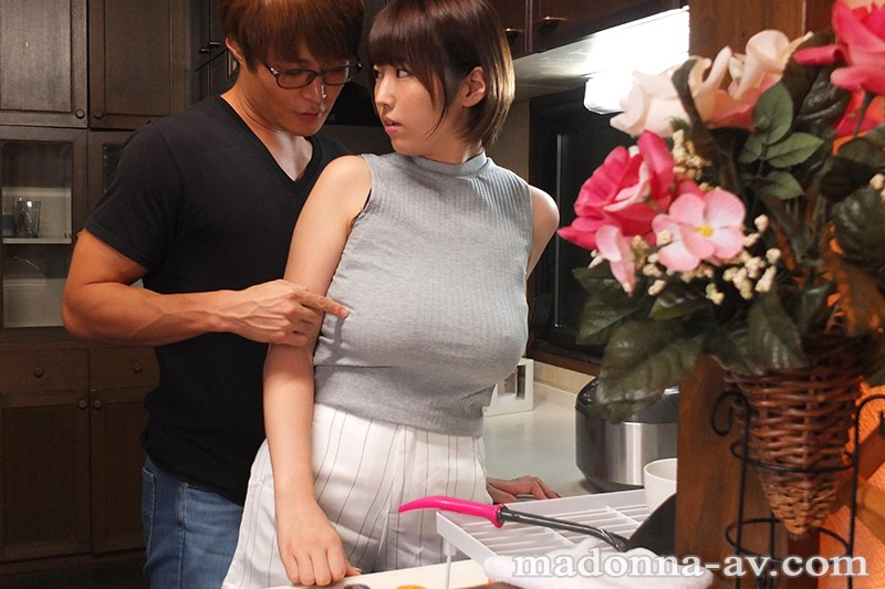 [JUY-746] I'm Not Used To Being Around Women, But This Kind And Gentle Married Woman Was Nice Enough To Unhook Her Front-Closing Bra The Second Nanami Matsumoto Her Miraculous First Appearance!! An Ultra Super Class I-Cup Titty Beauty!!!