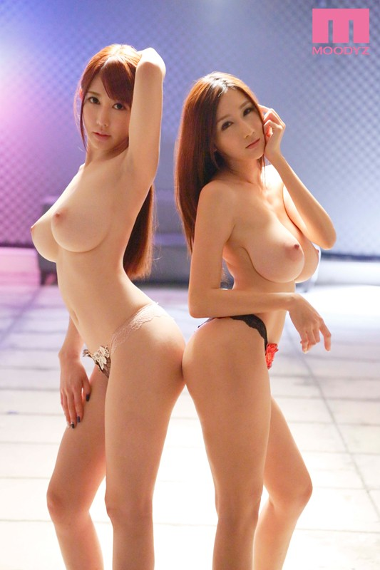 MIRD-133 H And J- Co-Starring The Greatest Small Waists And Big Tits In The Industry Azumi Kinoshita JULIA