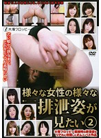 I want to see Various Girls' Various Excretions 2 Download