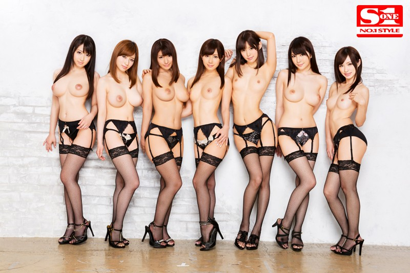 [OFJE-030] Live-In Harem Life With The Seven Sisters Of S1 - Complete Edition