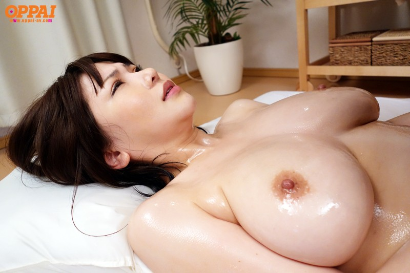 101cm K-cup Smooth Oily Tits Full Course Anri Okita