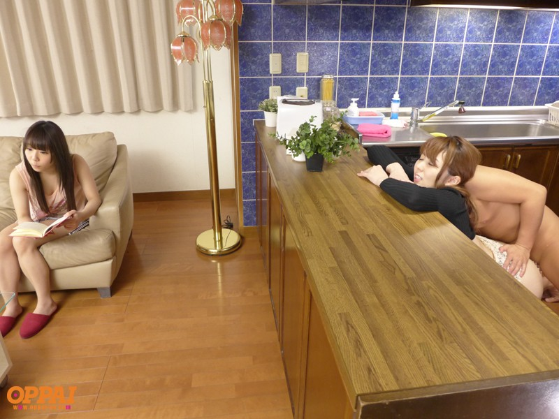 My Girlfriend's Big Sister Tempts Me With Her Big Tits And Creampies Yui Hatano (pppd00308)