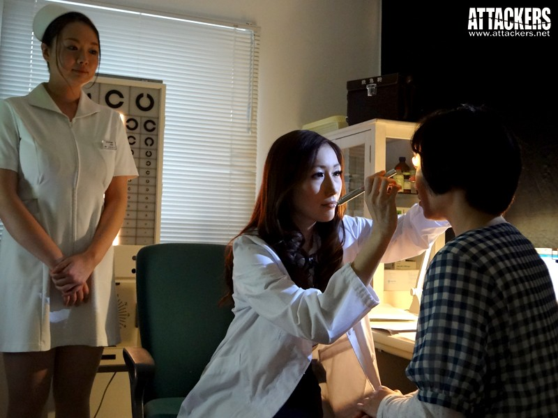 Female Doctor's Days of Torture & Rape - The Shameful Climaxes I Never Wished For... Julia